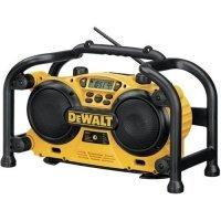 Зарядное устройство/радиоприемник DeWALT DC 011