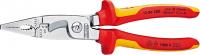 Многофункциональные клещи для электромонтажных работKNIPEX KN-1386200