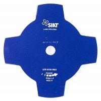 Нож металлический универсальный для триммера 4 зуба SIAT (20083)