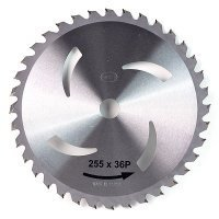 Нож металлический универсальный для триммера 36 зубов SIAT (20090)