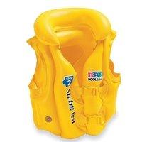 Жилет для плавания INTEX с воротником 3-6 лет (58660EU)