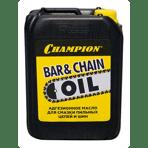 Масло для смазки пильных цепей и шин 5л CHAMPION (952828)