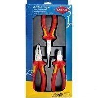 Набор электроизолированных инструментов KNIPEX KN-002012