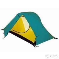 Палатка Normal ЗЕРО 2 экстремальная (морская волна)