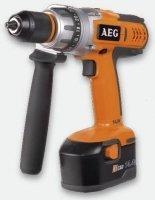 Дрель аккумуляторная AEG BSB 14 STX-R