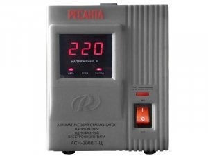 Стабилизатор напряжения РЕСАНТА АСН 2000/1-Ц