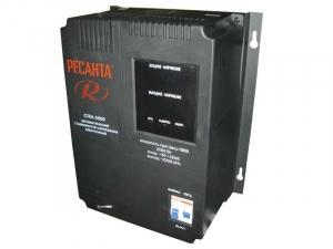 Стабилизатор напряжения РЕСАНТА СПН-5400 (СПН-3500)