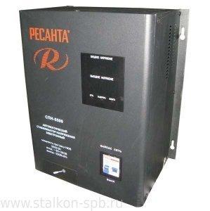Стабилизатор напряжения РЕСАНТА СПН-8300 (СПН-5500)