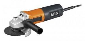 Угловая шлифмашина AEG WS 1000-125