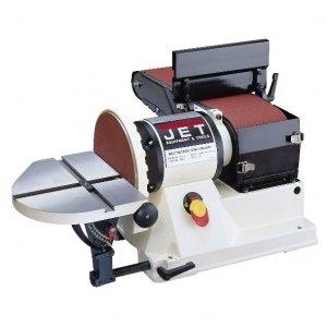 Тарельчато-ленточный шлифовальный станок JET  JSG-96 (708595М)