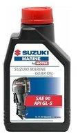 Масло лодочное трансмиссионное MOTUL SUZUKI Marine Gear Oil SAE90GL-5 1л (102206)