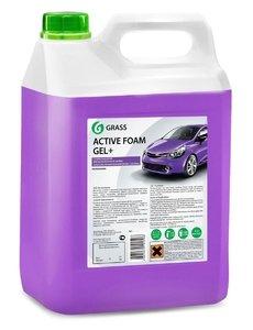 Бесконтактная химия GRASS Activ Foam Gel Plus 6 кг (113181)