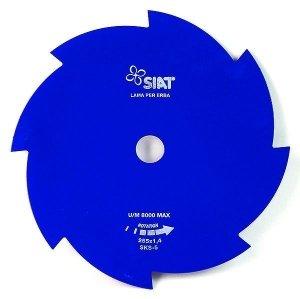 Нож металлический универсальный для триммера 8 зубов SIAT (20084)