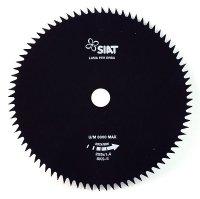 Нож металлический универсальный для триммера 80 зубов SIAT (20088)
