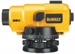 Нивелир оптический DeWALT DW 096 PK 26 D