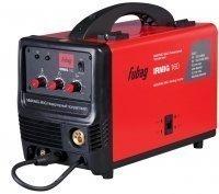 Сварочный полуавтомат инвертор FUBAG IRMIG 160 с горелкой FB 150 3м (38079.1)