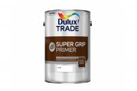 Dulux Trade Super Grip Primer 1л специализированная грунтовка  для сложных поверхностей белая