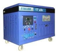 Электростанция бензиновая ETALON DPG 17000E