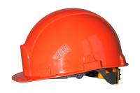 Каска защитная СОМ3-55 Визион оранжевая