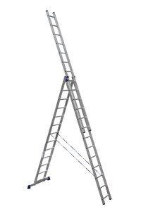 Лестница трехсекционная АЛЮМЕТ 3*13 (5313)