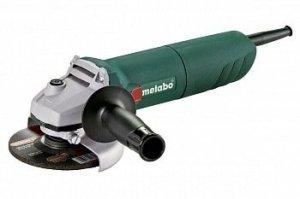 Угловая шлифмашина METABO W 1100-125 (601237010)