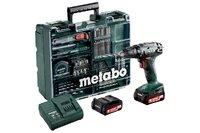 Дрель аккумуляторная METABO BS 14,4 Set (602206880)