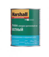 ПРОТЕКС водост. яхтный лак п/мат., 0,75л