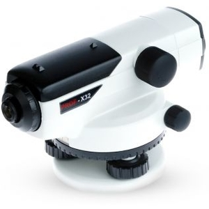Нивелир оптический ADA PROF X 32+рейка ADA STAFF5+штатив ADA Light S (А00199_К1)