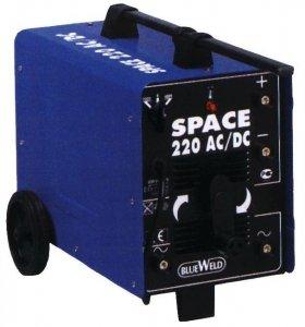 Сварочный аппарат BLUEWELD Spaсe 220 AC/DC