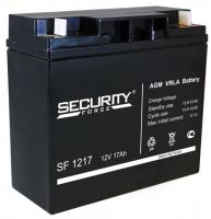 Аккумуляторная батарея Security Force SF 1217 12 B 17 Ah