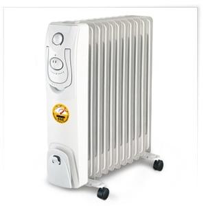Радиатор масляный COMFORT С50 11 секций