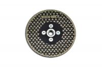 Диск с гальванич.напайкой  для резки и шлиф.керамогранита 125 BIHUI DCWME5