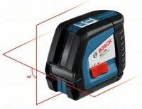Лазерный нивелир BOSCH GLL 2-50 + BM1 новый + L-Boxx (0.601.063.108)
