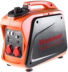 Инверторный бензиновый генератор HAMMER Flex GN 2000i