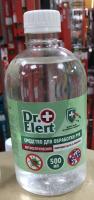 Антисептическое средство д/обработки рук Dr.Elert 0.5л
