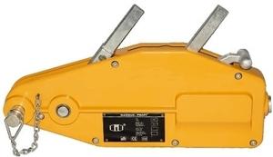 Лебедка механическая 1,6т WRP 1600 канат 20м СТРОП (SZ036680)