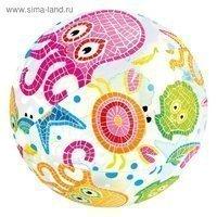 Мяч надувной от 3 лет INTEX (59040NP)