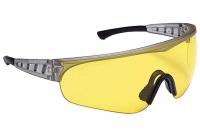 Очки защитные поликарбонат. желтые линзы Stayer