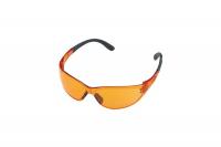 Очки защитные STIHL Cоntrast оранж.