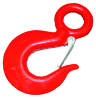 Крюк с проушиной чалочный 1,5т СТРОП (SZ002305)