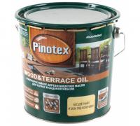 ПИНОТЕКС WOOD OIL & Terrace OIL 1л бесц. масло